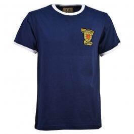 Scotland Football Club 1990 Navy T-Shirt