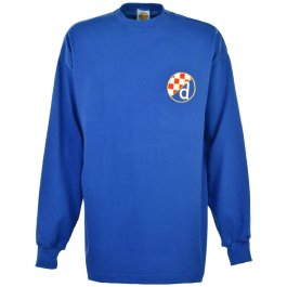 Dinamo Zagreb 1960s Retro Football Shirt