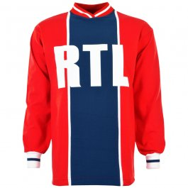 Paris 1974 Retro Football Shirt