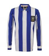 Sheffield Wednesday 1940 - 1950 Retro Football Shirt