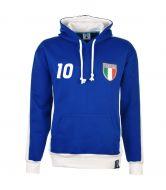 Italy Number 10 Retro Hoodie