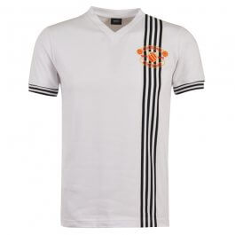 Manchester United 1978 Away Kids Retro Football Shirt