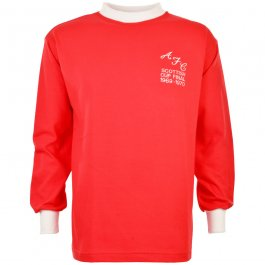 Aberdeen 1970 Scottish Cup Final Kids Retro Shirt - Made to order - Lead Time - 4 weeks