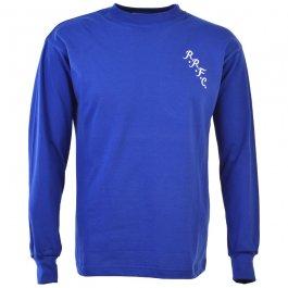 Raith Rovers 1970s Kids Retro Football Shirt