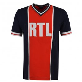 Paris 1976-79 RTL Kids Retro Football Shirt