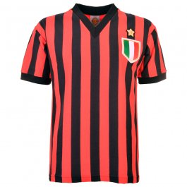AC Milan 1979-80 Kids Retro Football Shirt