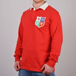 British & Irish Lions 1970s Vintage Rugby Shirt