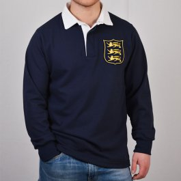 British & Irish Lions 1930s Vintage Rugby Shirt