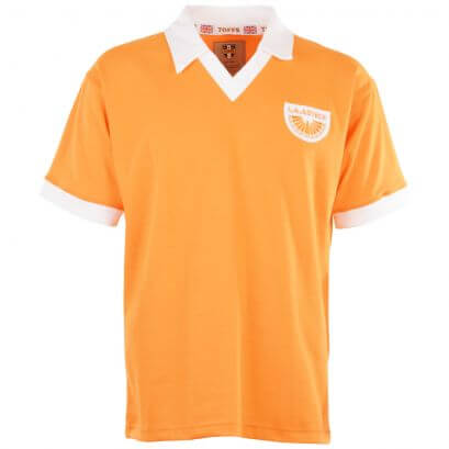 Los Angeles Aztecs 1970s Retro Football Shirt - Made to order - Lead time - 4 Weeks