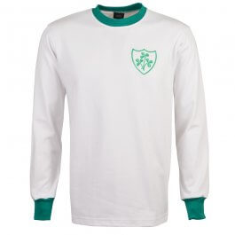 Republic of Ireland 1960s-1970s Away Retro Football Shirt