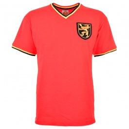 Belgium 1970's Retro Football Shirt
