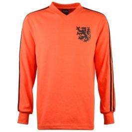 Holland 1974 No. 14 Retro Football Shirt
