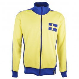 Sweden Retro Track Top