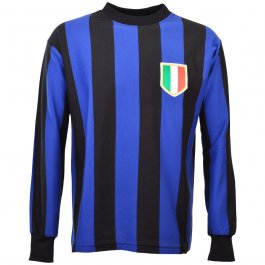 Internazionale (Inter Milan) 1964-1965 Retro Football Shirt
