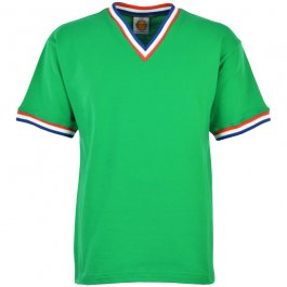 Saint Etienne Retro Short Sleeved Football Shirt - Made to order - Lead time - 4 Weeks