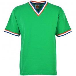 Saint Etienne Retro Short Sleeved Football Shirt