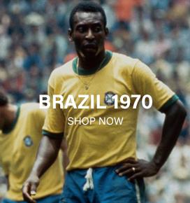 Brazil 1970 Shirt