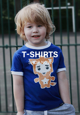 Shop All Kids T-Shirts