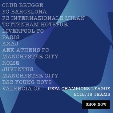 Shop UEFA Champions League teams