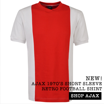 78970b99840 Retro Football Shirts - Classic, Vintage, Throwback Soccer Jerseys ...