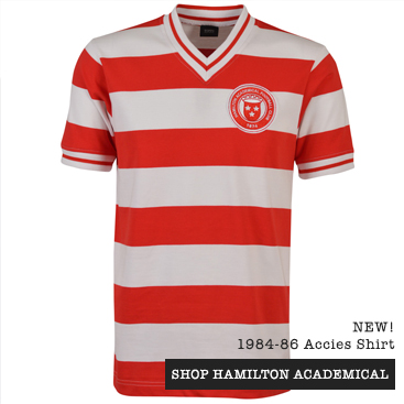 Shop Hamilton Academical